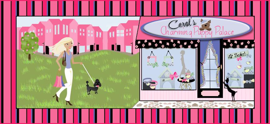 Carol's Charming Puppy Palace